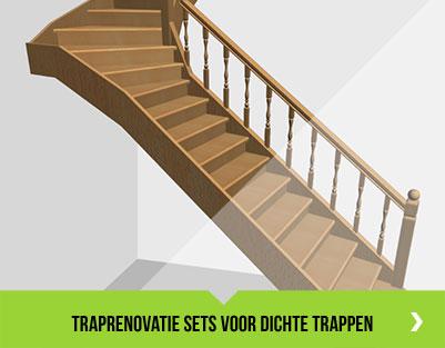 Dichte trap