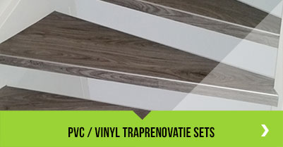 PVC / Vinyl traprenovatie sets